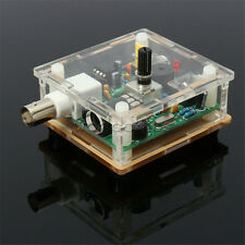 S-PIXIE CW QRP Shortwave Ham Amateur Radio Transceiver 7.023MHz DIY Kits +Case