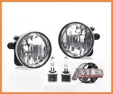 2004 - 2006 Chevy Suburban Tahoe Fog Lights Clear Lens PAIR - Z71 Package Only
