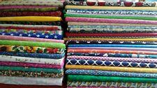 10 half yards fabric bundle no duplicates 100% cotton quilting  high quality