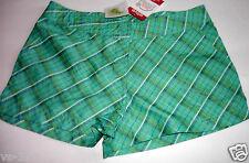 Shorts HOT PANTS Gr 152 Neu mit Etikett türkis grün
