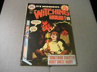 The Witching Hour #45 (DC Comics 1974) Low Grade