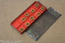 9x New Sandvik SCMT 09 T3 08-UM 4025 Carbide Inserts For Turning CI385