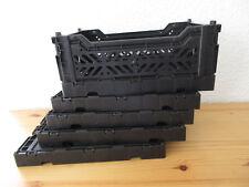 Mini-Klappboxen Multiway MINIBOX, 5 Stück Box Korb Kiste Ordnungshelfer Eurobox