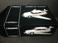 Citroen DS Fantomas Moviecar Filmauto Norev Provence Moulage in OVP + Figur 1:43