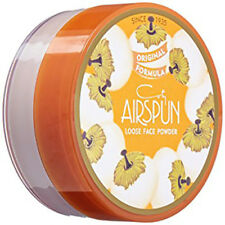 COTY Airspun Loose Face Powder Translucent, Neutral, Rosey, Honey Beige, Suntan