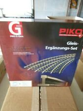 Piko 35310 Track & Power Starter Set,  Factory New ,G Scale.