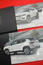 JEEP Compass * Opening Edition * Prospekt Pressemappe Genf 2017 Brochure