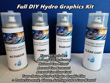 Hydro Graphic Water Transfer Printing Kit Hydrographic Hydro Dipping Print Kit