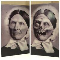 "Victorian Style 'Auntie Mary' 6.5"" x 8.5"" Hologram Picture-Boo!"