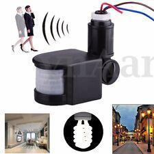 LED Esterno 220V Infrarosso Luce Lampada PIR Sensore di Movimento Sensore 140°