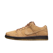 [Nike] SB Dunk Low Pro Shoes Sneakers - Wheat/Mocha(BQ6817-204)