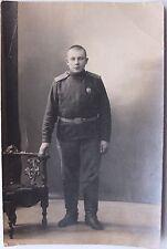 Original WW I Russian Collectibles