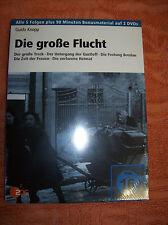 Guido Knopp - Die große Flucht (2004) Doku WK II rar Gustloff Breslau Krieg OOP