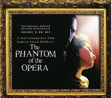 Phantom of the Opera [Original Motion Picture Soundtrack] [Deluxe 2-CD Set] Mint