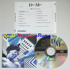 CD ELLA FITZGERALD 20 il disco del mese 1996 promo LA REPUBBLICA lp mc dvd vhs