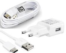 USB Reise Handy Ladegerät Ladekabel für Huawei Nova Weiß