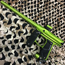 NEW Empire Invert Mini GS Electronic Tournament Paintball Gun - Sour Apple Green