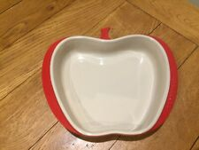 Le Creuset Ceramic Apple Dish Baking Crumble
