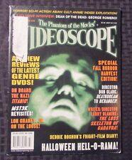 2004 VIDEOSCOPE Horror Movie Magazine #52 FVF Clint Howard Evilspeak Cover