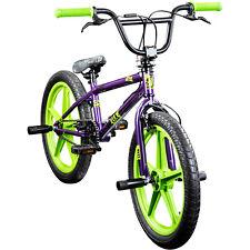 BMX 20 Zoll deTox Rude Skyway Freestyle Bike Street Park Fahrrad viele Farben