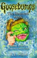 The Haunted Mask (Goosebumps) by R L.Stine