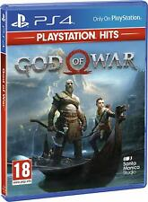 God of War PS4 Game NEW SEALED
