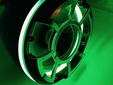 BLAST LED - REV 10 GREEN LED Speaker Rings for Wet Sounds REV 10 Rev 410 (GREEN)