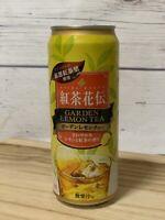 Japan Coca Cola Kochakaden Garden Lemon Tea |8 Bottle Can