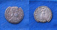 Gravedad siliqua Constantius II. mzst: Siscia. victoria; 3,1g; exquisitamente cocinada – R -