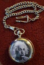 Albert einstein Pocket Watch new