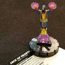 JACK OF HEARTS - 026 - RARE Figure Heroclix Avengers Infinity Set #26