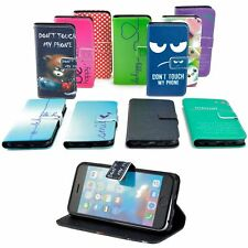 Cell Phone Cover For Samsung Galaxy Flip Cover Case Cover Motif Wallet