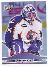 2009-10 Norfolk Admirals (AHL) Dustin Tokarski (Lehigh Valley Phantoms)