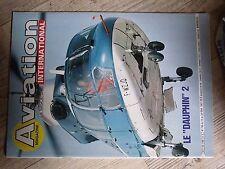 $$$ Revue Aviation International N°796 Dauphin 2Thomson-CSFBreguet 1001