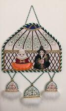 Wall Decor Souvenir From Kazakhstan Camel Wool Urta