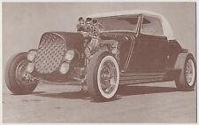 """69'er"" 1934 Ford Hot Rod - Championship Auto Penny Arcade Card (FOI)"