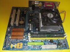 GIGABYTE GA-M61SME-S2 ATHLON 64 X2 6000+ 2GB DDR2 VGA ONBOARD+PCI-E TESTATA AM2