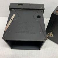 Antique - Collectable Eastman Kodak No 8 Model B Brownie Box Camera
