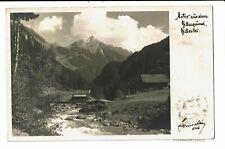CPA-Carte postale-  Autriche -Tyrol - Zillertal -1938  VM1547
