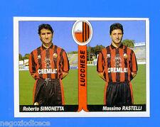 TUTTO CALCIO 1994 94-95 - Figurina-Sticker n. 437 -SIMONET#RASTEL- LUCCHESE -New