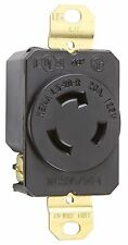 Pass & Seymour L520Rccv3 Turnlok Locking Outlet Receptacle 2 Pole 20A - L5-20R