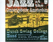 CD DUTCH SWING COLLEGE BAND - NEVA RAPHAELLO	jazz at the concert gebouw (A1503)