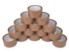 Klebeband Braun 66m Packband Paketband Paketklebeband Klebebänder 1 - 360 Rollen