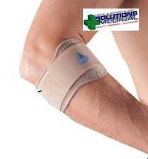 TENNIS GOLF ELBOW STRAP WITH SILICON PAD NEOPRENE