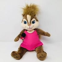 Build A Bear BRITTANY Plush Chippettes Alvin Chipmunks BAB Stuffed Animal