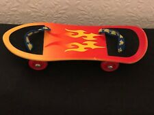 Retro Build a bear skateboard very collectable free UK Mainland delivery