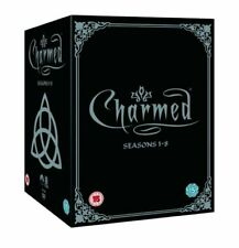 Charmed: Complete Seasons 1-8 DVD Region 2