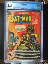 Comic - Batman 69 / CGC 3.5 / 1952