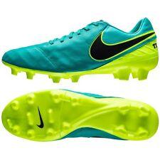Nike Tiempo Mystic V FG Azzurro-giallo 307 40 5