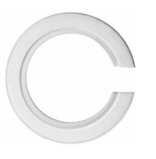NEW! E27 to E14 Plastic Lamp Shade Ring Converter, Lampshade Reducer Ring